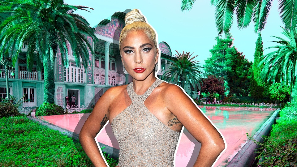 A Peek Inside the Most Over-the-Top Celebrity Homes | StyleCaster