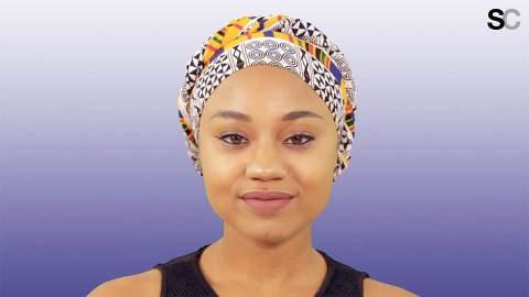 The Headwrap Tutorial for Beginners Who Don't Know Where to Start | StyleCaster
