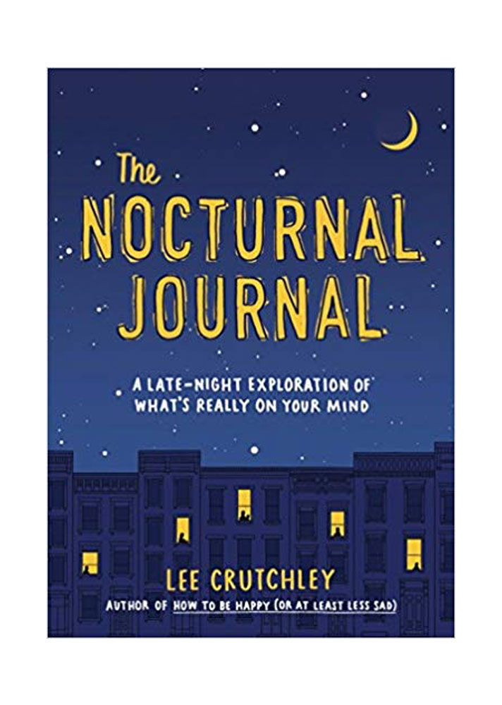 nocturnal journal How to Make Journaling a Part of Your Self Care Routine in 2019