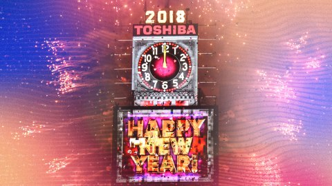 How to Watch the Times Square Ball Drop on New Year's Eve | StyleCaster