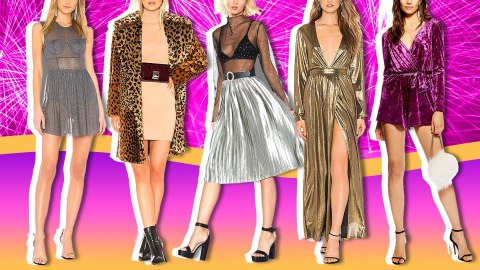 NYE Party Clothes That Have Nothing to Do with Sequins | StyleCaster