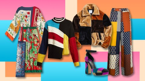 2019's Most Textured Trend? Patchwork | StyleCaster