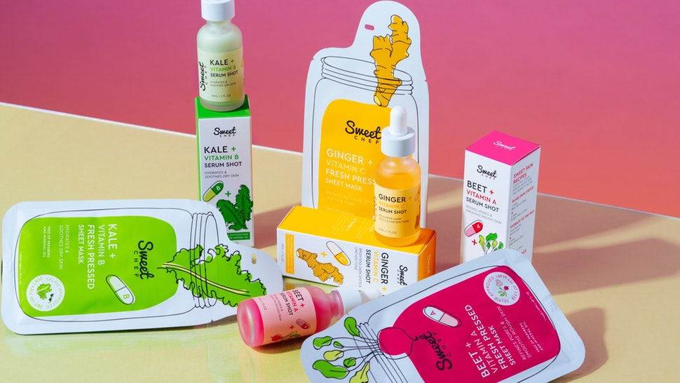 Glow Recipe's New Budget-Friendly, K-Beauty Line Sweet Chef Is Launching At Target
