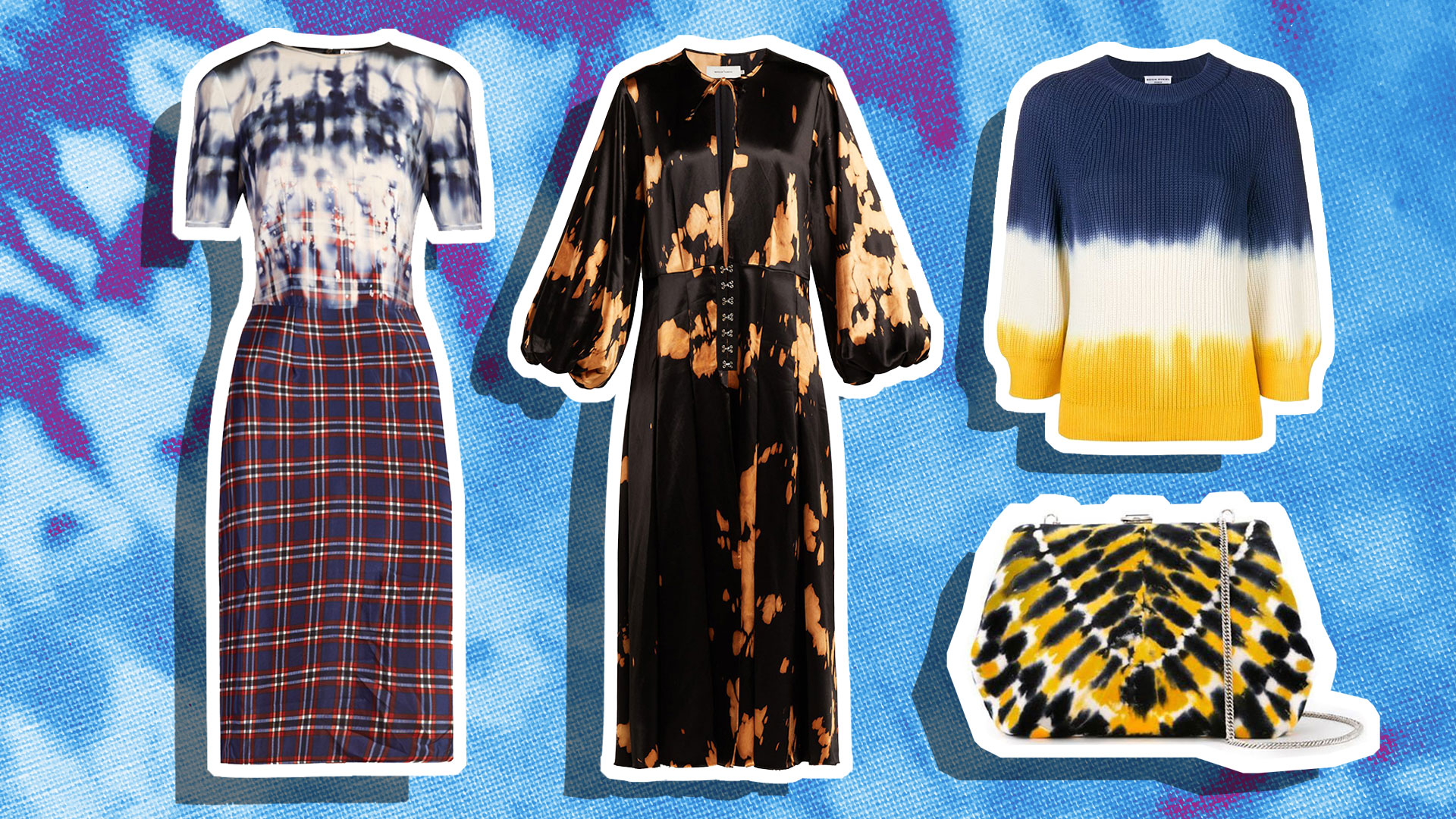 Tie-Dye Is Coming in Hot in 2019—Stock Up