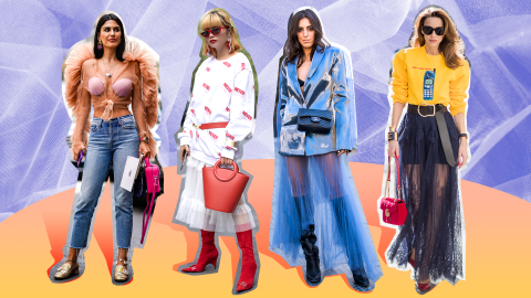 17 Genuinely Edgy Ways to Wear Tulle | StyleCaster