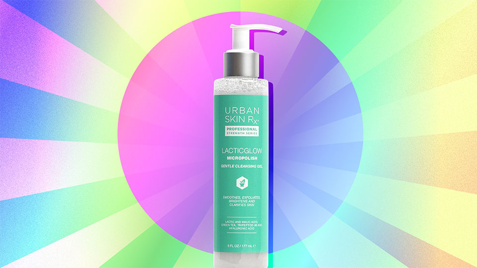 This Pro-Strength Acid Gel Cleanser Has Completely Curbed My Oily Skin