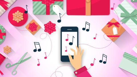 7 Holiday Moods Literally Everyone Can Relate to, as Told Through Playlists | StyleCaster