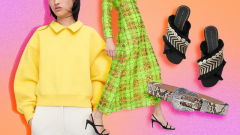 Zara's Spring 2019 Collection Is Here, and We Want All of It | StyleCaster