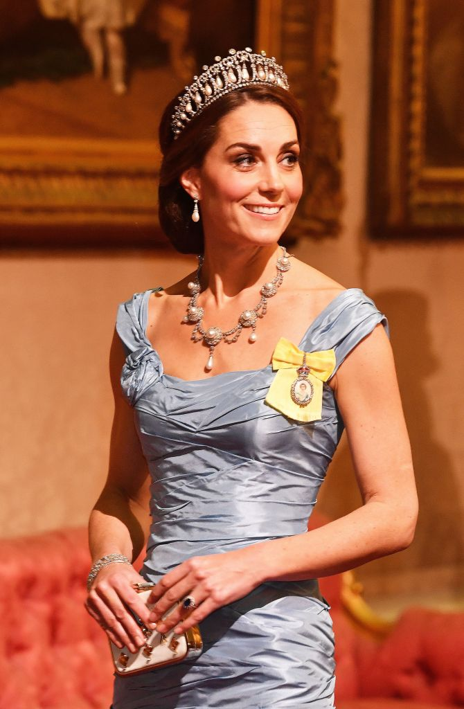 STYLECASTER | Meghan Markle and Kate Middleton Wearing Princess Diana's Jewelry
