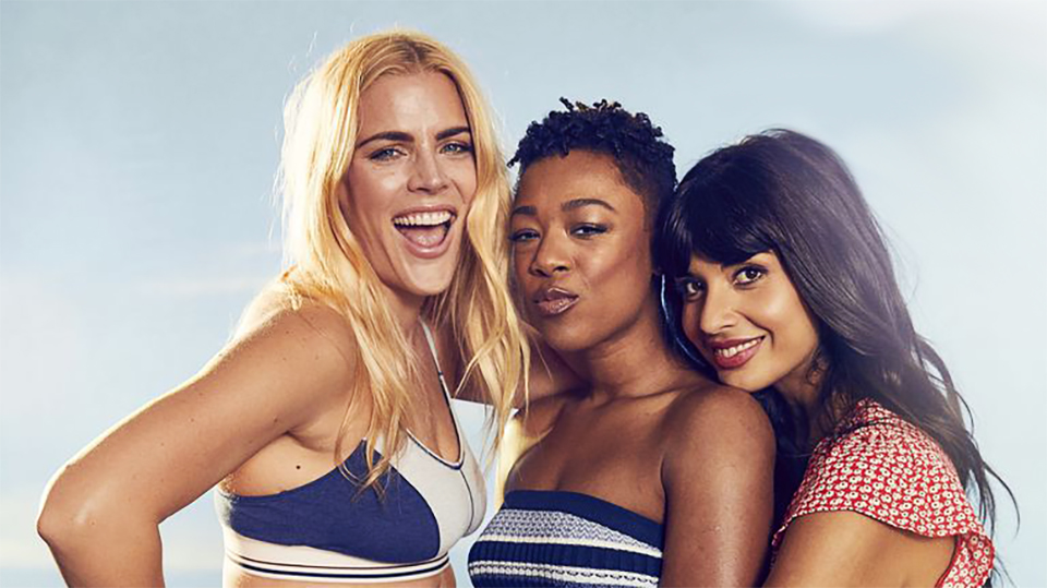 Jameela Jamil, Samira Wiley and Busy Philipps Are Aerie Real's New Ambassadors