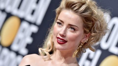 How Amber Heard Met Golden Globes Date Corey Rae | StyleCaster