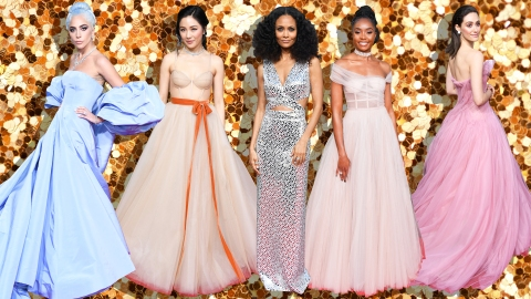 Every Red Carpet Look from the 2019 Golden Globes | StyleCaster