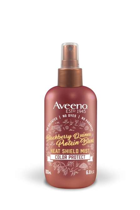 blackberryquinoa mist 4oz You Can Buy Farm to Table Hair Care in the Drugstore, Thanks to Aveeno