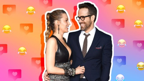 Every Time Blake Lively & Ryan Reynolds Trolled the Hell Out of Each Other on Social Media | StyleCaster