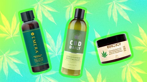 CBD Hair Products Exist & They're Actually Great For Your Scalp | StyleCaster