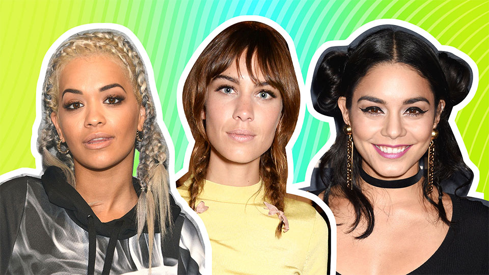 Actual Proof That You Can Pull Off Pigtails as An Adult Without Looking Dated