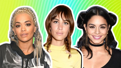 11 Totally Grown-Up and Stylish Ways to Wear Pigtails   StyleCaster