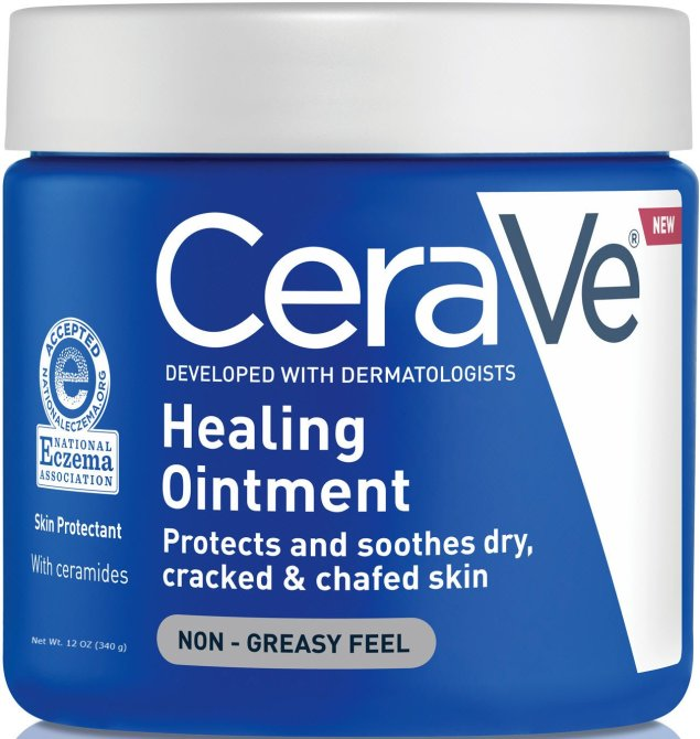 cerave healing ointment stylecaster This Top Drugstore Brand Just Dropped a Hyaluronic Acid Serum and It's Under $20