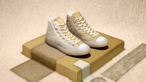 Are These Clot x Converse Sneakers the Footwear Equivalent of Hygge? | StyleCaster
