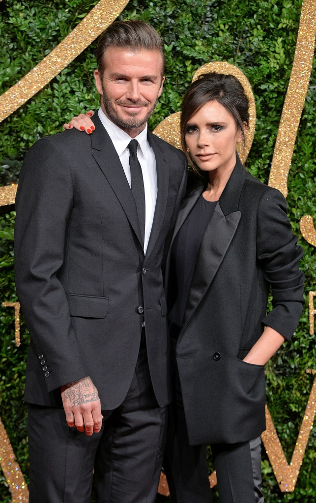 STYLECASTER   Celeb Cheating Scandals   David and Victoria Beckham