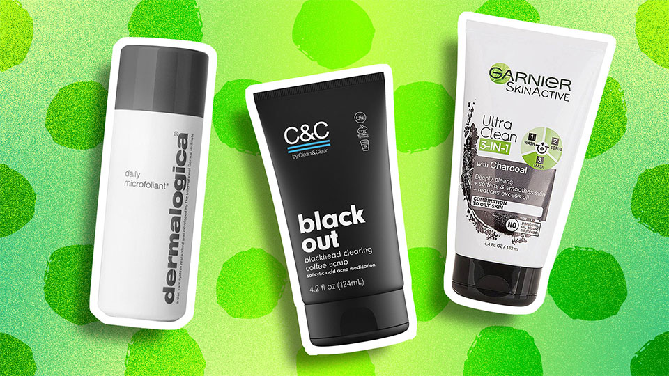 The Best Under-$20 Face Exfoliators For Faking an Expensive Chemical Peel