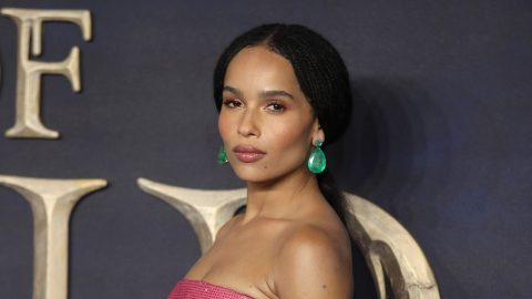 7 Ways to Steal Zoë Kravitz's Trendy New Triangle Sunnies Look | StyleCaster