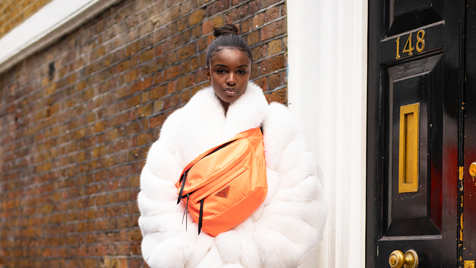 Puffer Coats Are Now Available in Fur Form