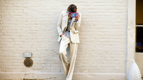 It's Official: There's No Wrong Way to Wear a Power Suit | StyleCaster