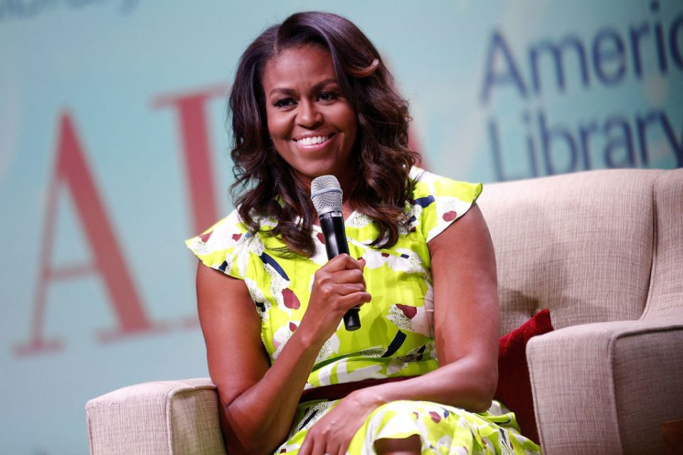 The Man Behind Michelle Obama's Makeup Beat Auditioned To Get Into the White House