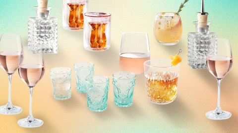 Glassware You'll Be Excited to Pull Out the Next Time You're Hosting | StyleCaster