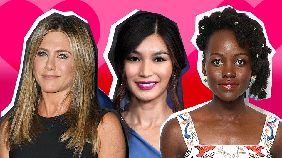 33 Super Flattering, Celebrity-Approved Hairstyles for Heart-Shaped Faces