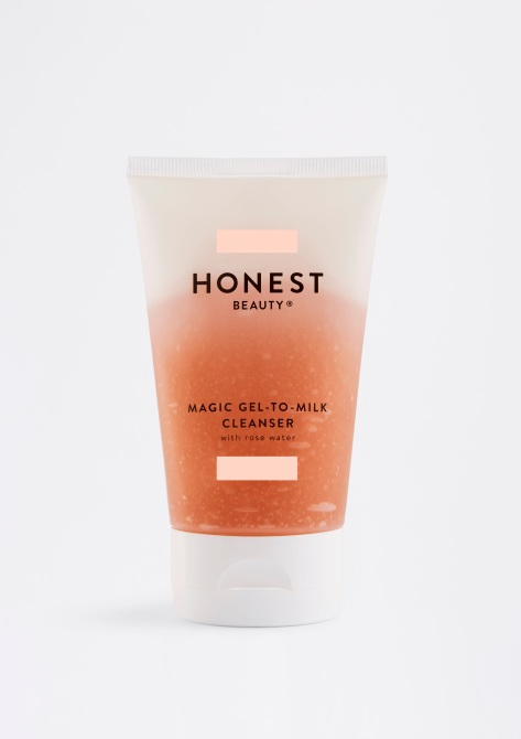 honest beauty magic gel to milk cleanser Honest Beautys New Skin Care Products Are Its Most Sophisticated Yet