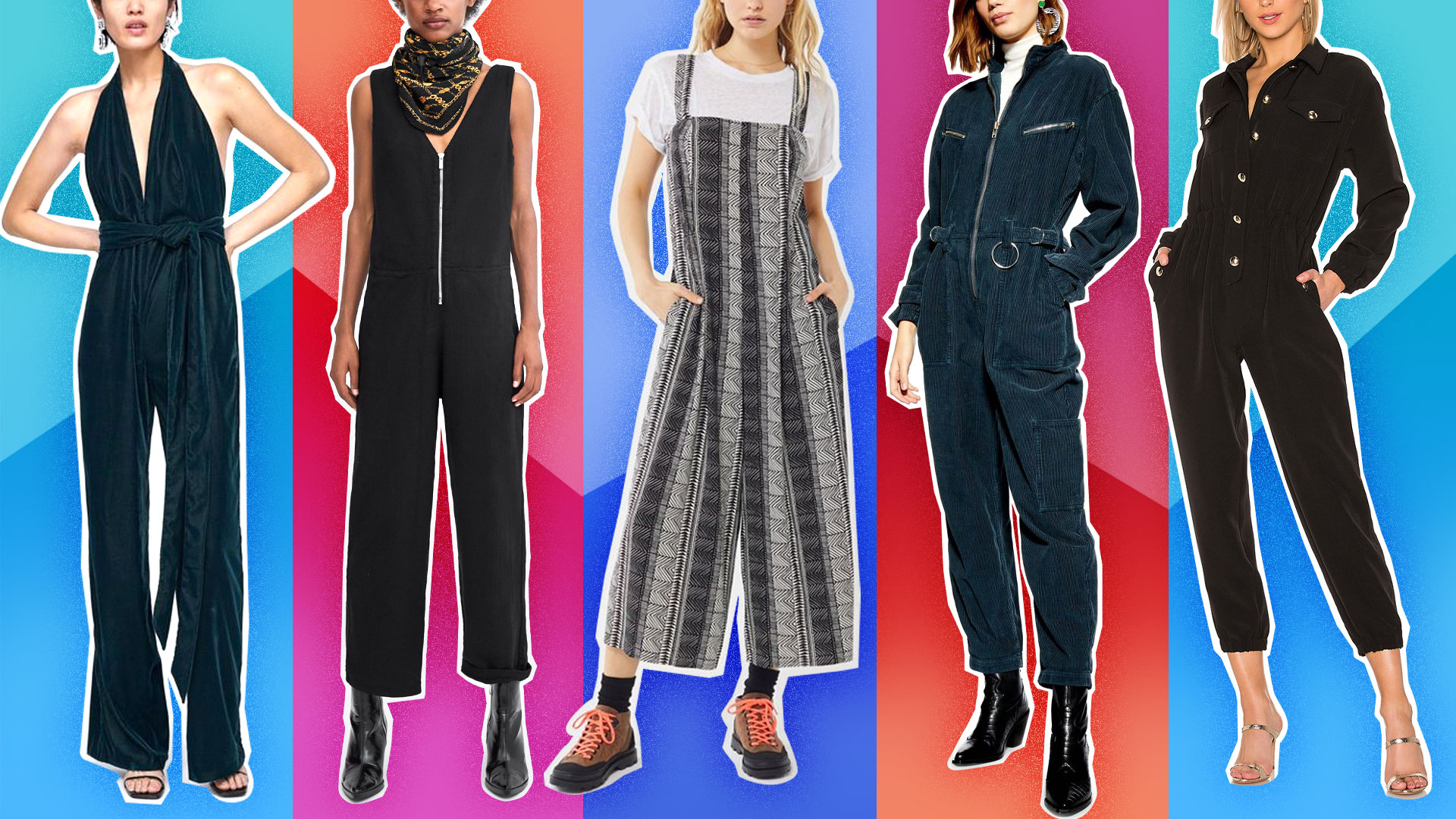Winter Jumpsuits Are the Answer to Your Cold-Weather Woes
