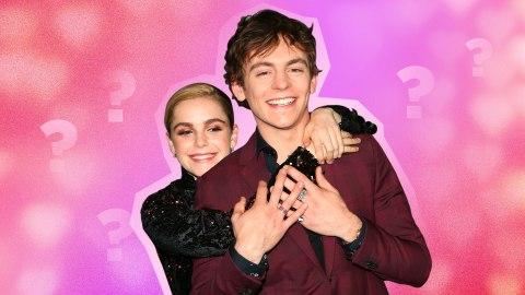 Relive Kiernan Shipka & Ross Lynch's Cutest Moments Before 'Sabrina' S2   StyleCaster