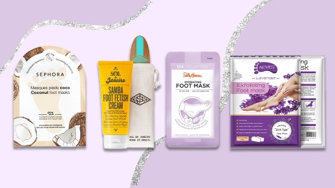 11 Foot Masks & Creams You Need, Because Sandal Season's Not Over Yet | StyleCaster
