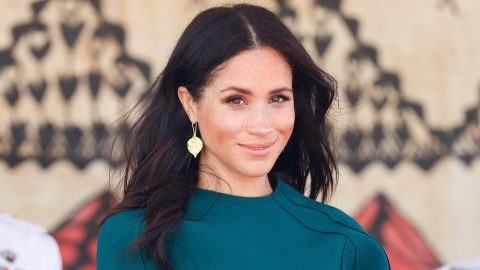 How Meghan Markle's Pregnant Body Language Differs from Kate's | StyleCaster