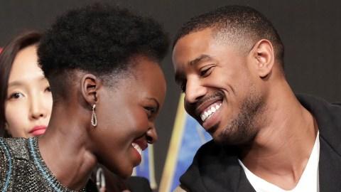 Wait—Are Michael B. Jordan & Lupita Nyong'o Dating?   StyleCaster