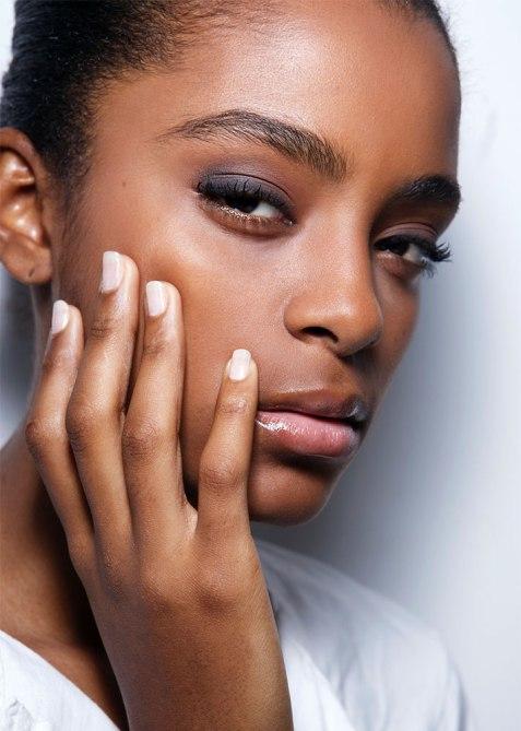 Model Skin.