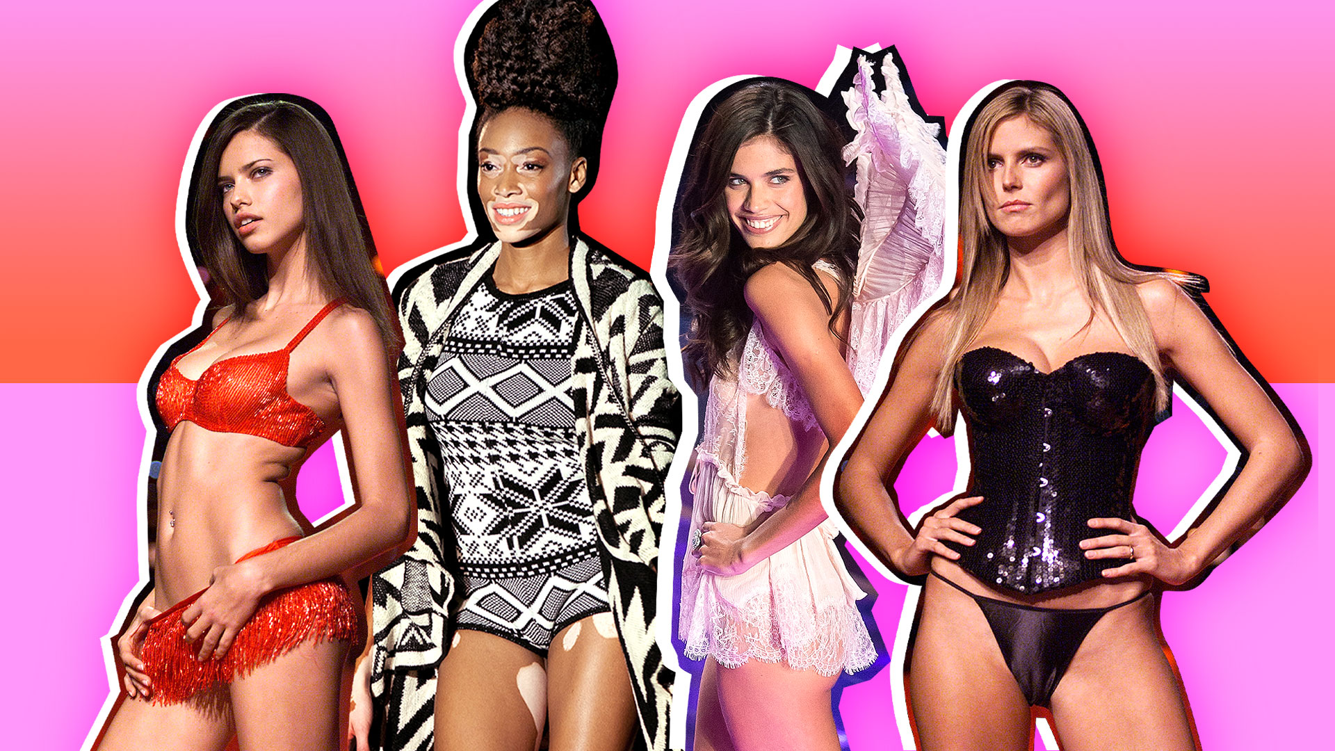 STYLECASTER   Models Discovered on Reality TV