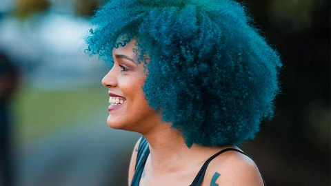 The Easiest and Safest Hair Colors for Naturalistas to Try | StyleCaster