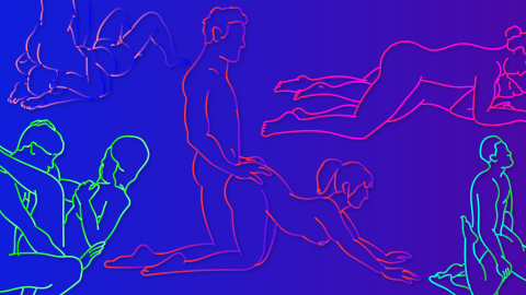 6 New Sex Positions to Try in 2019 to Start Your Year With a Bang | StyleCaster