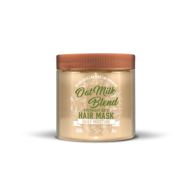 oatmilk mask 8oz You Can Buy Farm to Table Hair Care in the Drugstore, Thanks to Aveeno