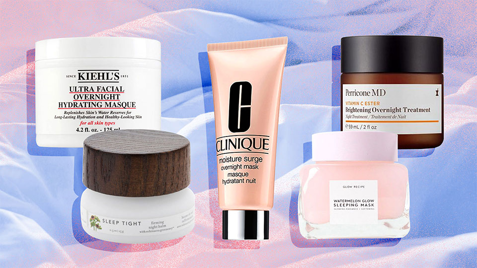 The Skin Type That Benefits Most From Overnight Masking