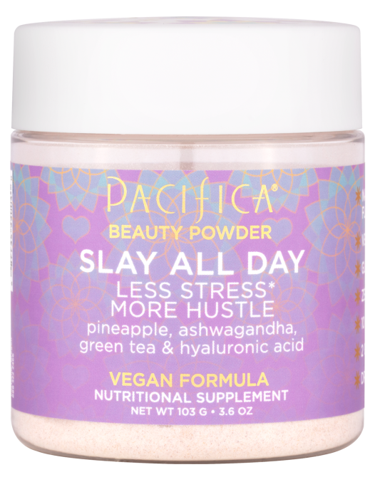 pac beauty powder slay all day Pacificas Latest Drop is the Best Thing to Hit Target This Month