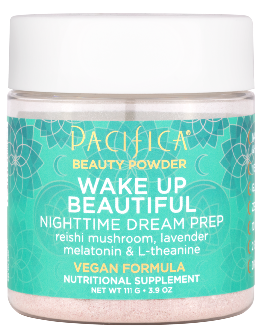 pac beauty powder wake up beautiful Pacificas Latest Drop is the Best Thing to Hit Target This Month