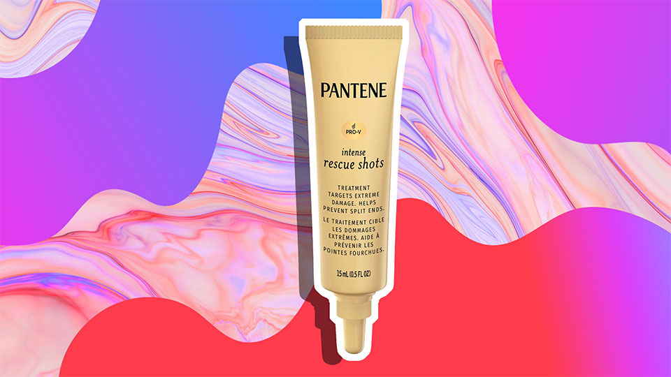 Pantene's Intense Rescue Shots Revived My Hair After a Month of Extensions