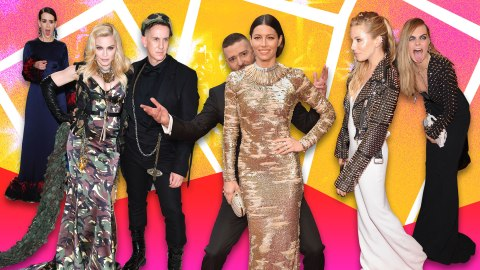 25 Must-See Celebrity Photobombs on the Red Carpet | StyleCaster