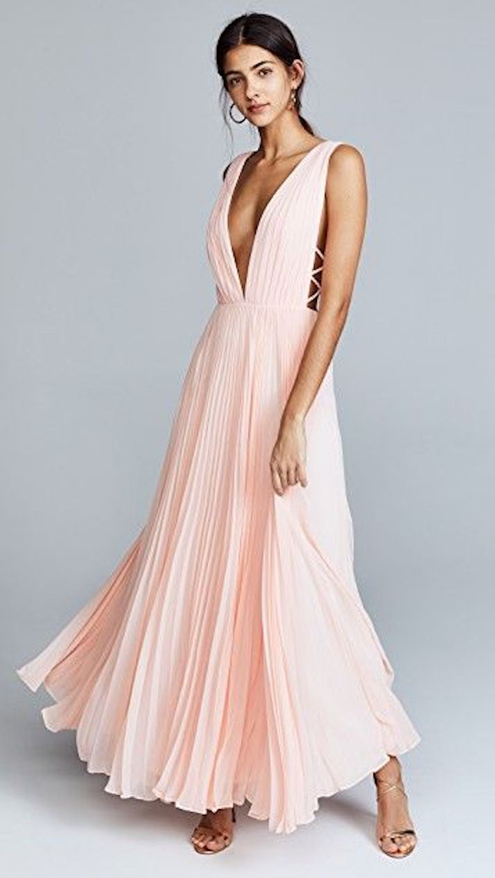 47 Chic Pink Bridesmaid Dresses In Every Possible Shade Stylecaster