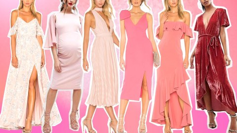 Chic Pink Bridesmaid Dresses in Every Possible Shade | StyleCaster