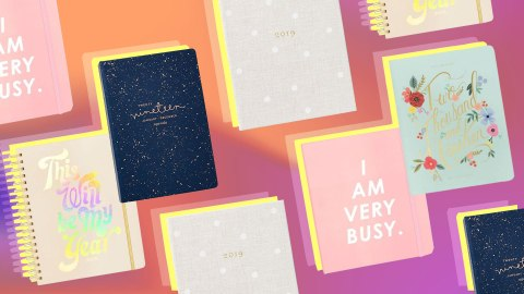 19 Adorable Planners That'll Actually Keep You Organized in 2019 | StyleCaster